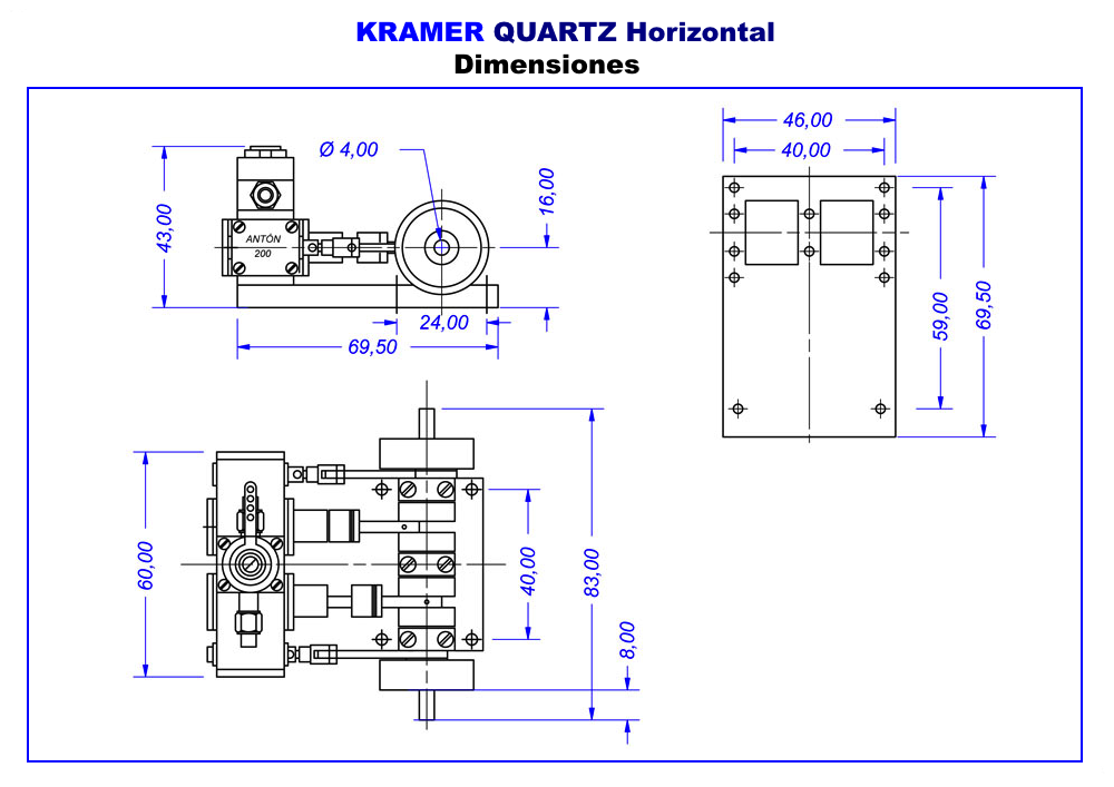 Grafik 1b Dimensionen QUARTZ_horizontal english
